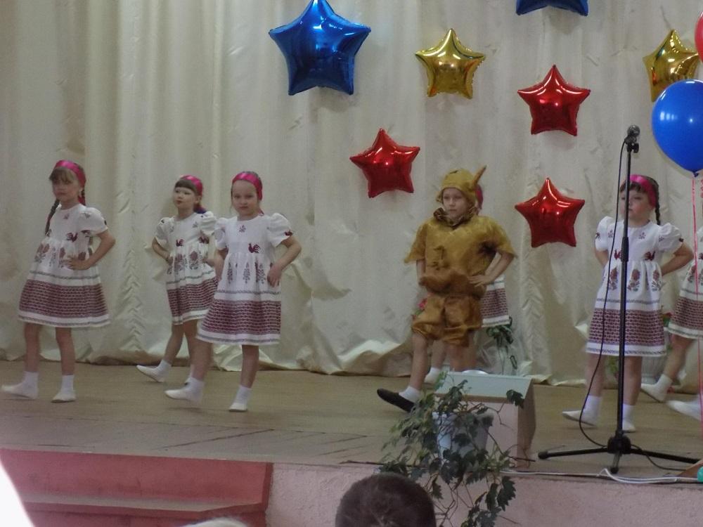 Конкурс танцев детские 2017